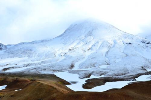 l Snow volcano